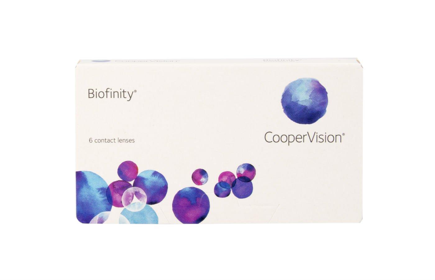 Biofinity 6 ud