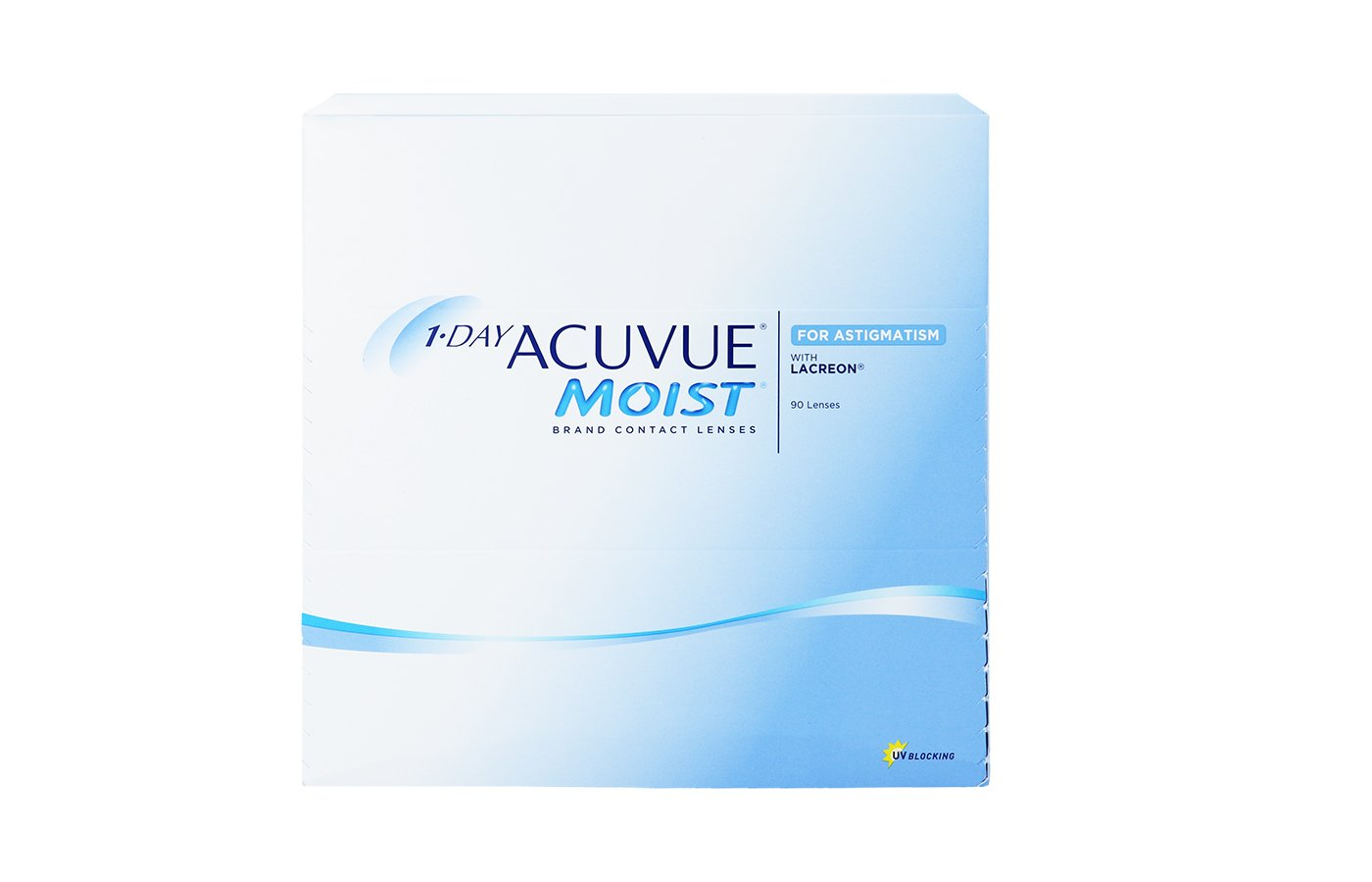 1-Day Acuvue Moist for Astigmatism 90 ud